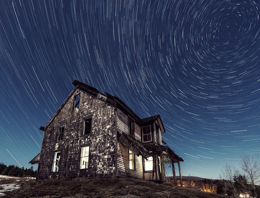 Home and stars
