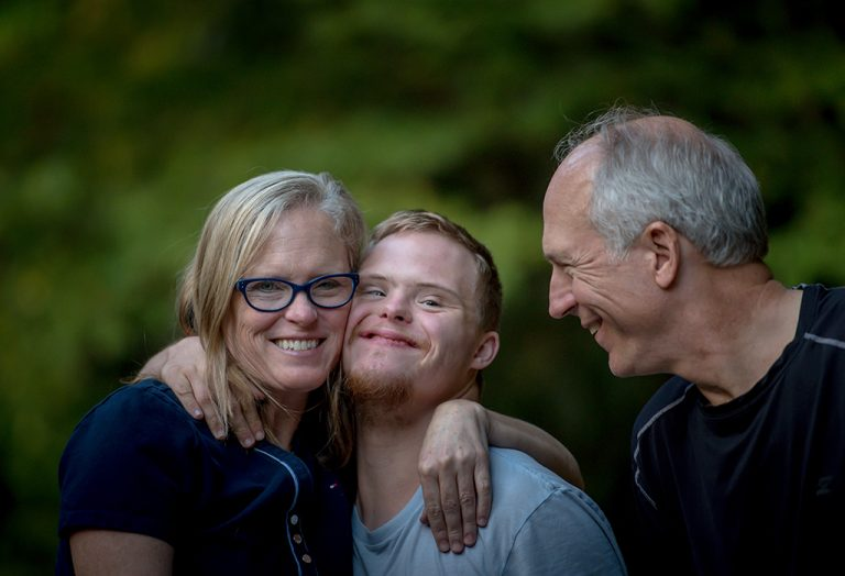 Family with special needs